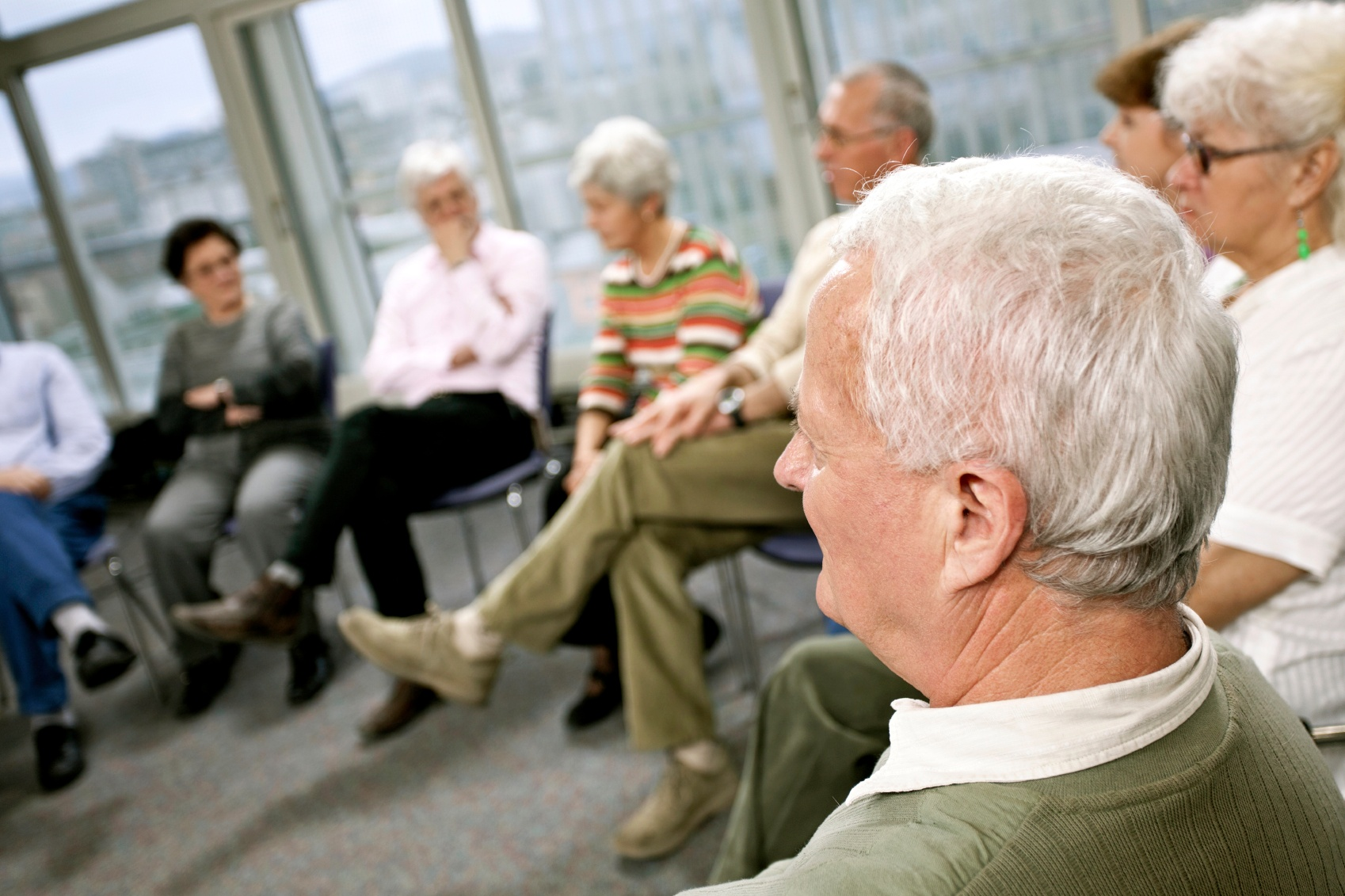 Los Angeles British Seniors Online Dating Site