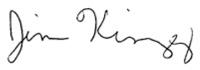 jim kimzey signature